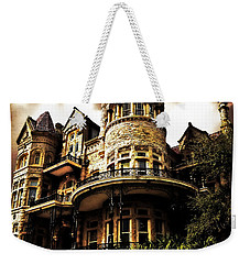 The Bishop's Palace Weekender Tote Bag