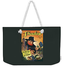 The Shadow The Black Circle Weekender Tote Bag