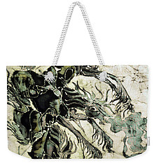 The Black Riders Descend Weekender Tote Bag