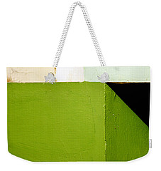 The Black Triangle Weekender Tote Bag