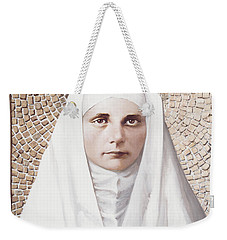 The Blessed Virgin Mary - Lgbvm Weekender Tote Bag