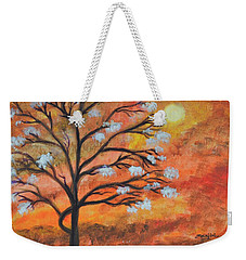 The Blossom Weekender Tote Bag