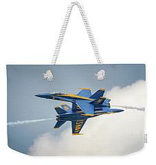 The Blue Angels Close Pass Weekender Tote Bag
