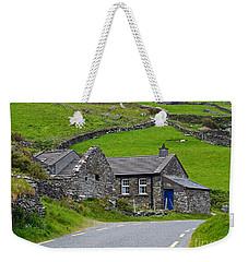 The Blue Door Weekender Tote Bag