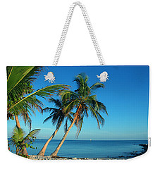 The Blue Lagoon Weekender Tote Bag