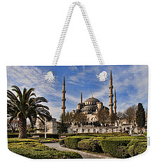 The Blue Mosque In Istanbul Turkey Weekender Tote Bag