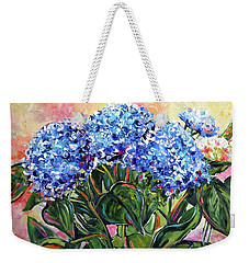 The Blues Weekender Tote Bag