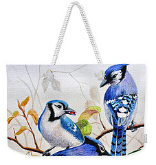 The Blues Weekender Tote Bag
