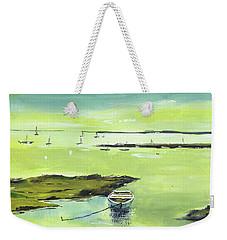 The Boat 2 Weekender Tote Bag