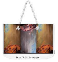 The Boat Weekender Tote Bag by James Dierker