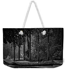 The Boat Landing Weekender Tote Bag