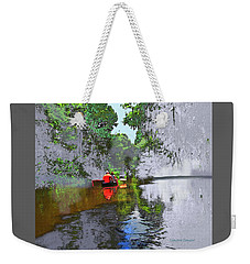 The Boaters Weekender Tote Bag