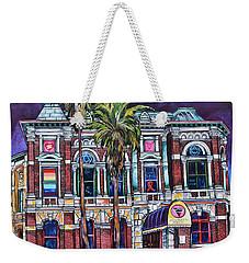 The Bonham Exchange Weekender Tote Bag by Patti Schermerhorn