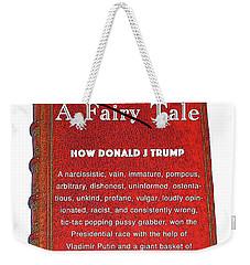 The Book Weekender Tote Bag by Joe  Palermo