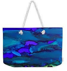 The Bottom Of The Sea Weekender Tote Bag