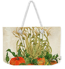 The Bountiful Harvest Weekender Tote Bag