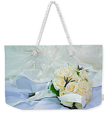 The Bouquet Weekender Tote Bag by Keith Armstrong
