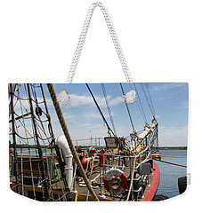 The Bow Weekender Tote Bag