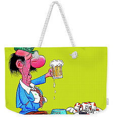 The Bozo Collection 2 Weekender Tote Bag