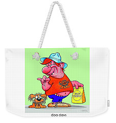 The Bozo Collection 4 Weekender Tote Bag