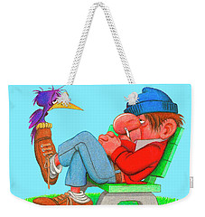 The Bozo Collecton 3 Weekender Tote Bag