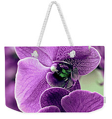 The Branch Of Orchids Weekender Tote Bag