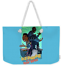 The Brand New Funk Weekender Tote Bag