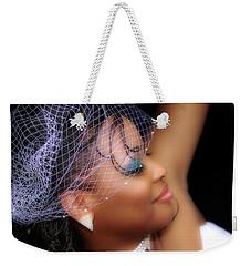 The Bride Weekender Tote Bag