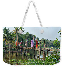 The Bridge Weekender Tote Bag by Marion Galt