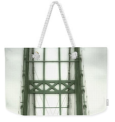 The Bridge Of 1939 Weekender Tote Bag
