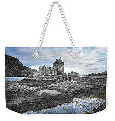 The Bridge Of Our Past Weekender Tote Bag