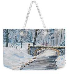 The Bridge Weekender Tote Bag by Stanton Allaben