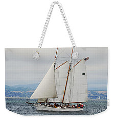The Brigadoon Weekender Tote Bag