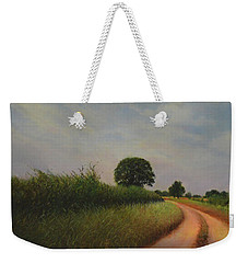 The Brighter Road Ahead Weekender Tote Bag by Blue Sky