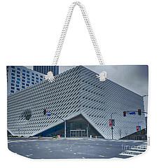 The Broad Museum Weekender Tote Bag