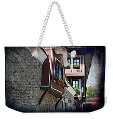 The Brown House Weekender Tote Bag