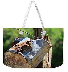 The Bucket Weekender Tote Bag
