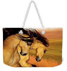 The Buckskins Weekender Tote Bag