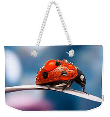 The Bug Weekender Tote Bag