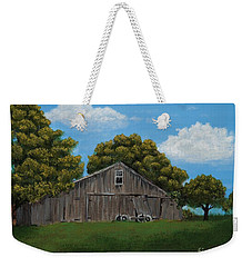 The Buggy Shed Weekender Tote Bag