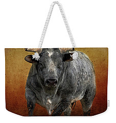 The Bull Weekender Tote Bag