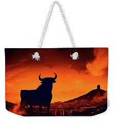 Spanish Weekender Tote Bag