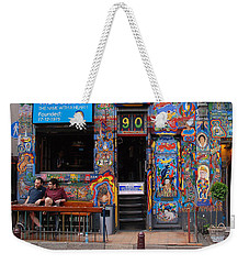 The Bulldog Of Amsterdam Weekender Tote Bag
