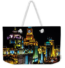 The Bund Weekender Tote Bag