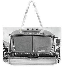 The Bus To Laredo Weekender Tote Bag