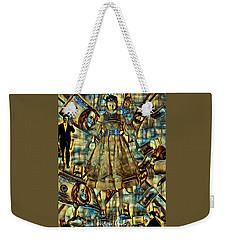 The Business Of Humans Weekender Tote Bag