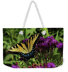 The Butterfly Buffet Weekender Tote Bag