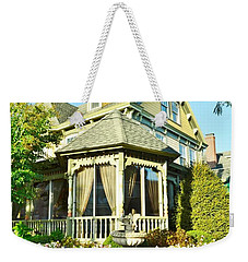 The Buttery Restaurant In Lewes Delaware Weekender Tote Bag