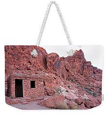 The Cabin Of Sandstone Weekender Tote Bag