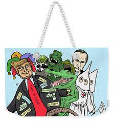 The Cabinet Weekender Tote Bag